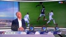 Didier Deschamps justifie la non-sélection d'Hatem Ben Arfa
