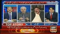 What Will Happened If Nawaz SHarif Tried To Remove Gen Raheel Sharif - Sheikh Rasheed