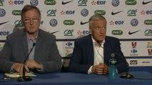Foot - Euro - Bleus : Deschamps «Ben Arfa, c'est un choix sportif»