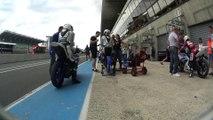 Le Mans Coupe Yam125 2016 Essais qualifs