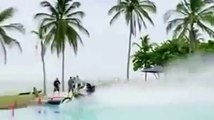Bike Ridding On Water-Amazing-Funny Videos-Whatsapp Videos-Prank Videos-Funny Vines-Viral Video-Funny Fails-Funny Compilations-Just For Laughs
