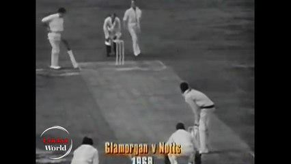 Sir Garfield Sobers - First Cricket to hit 6 sixes in 6 balls