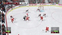 Johnny Gaudreau Scores an Amazing Goal vs Ottawa Senators (NHL 16).