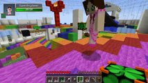Minecraft  IRISH LUCKY BLOCK AMAZING NEW CRAZY BLOCK! Mod Showcase