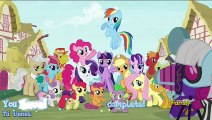 my little pony temporada 6 capitulo 7 Newbie Dash sub Español HD