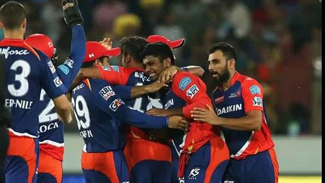 SRH vs DD - Match 42 - Full Highlights IPL 2016 - Delhi Won By 7 Wickets-Report