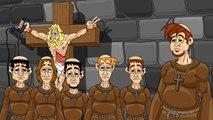 Dieu Jésus et compagnie (Caljbeut - Cartoons Trashs) #humour