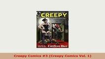 Download  Creepy Comics 3 Creepy Comics Vol 1 Download Online