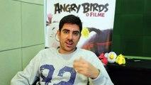 Angry Birds O Filme Marcelo Adnet 12 de maio nos cinemas