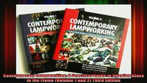 READ book  Contemporary Lampworking A Practical Guide to Shaping Glass in the Flame Volume 1 and 2 Full EBook