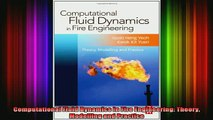 DOWNLOAD FREE Ebooks  Computational Fluid Dynamics in Fire Engineering Theory Modelling and Practice Full EBook