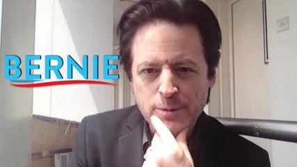 John Fugelsang on Bernie Sanders and Libertarianism