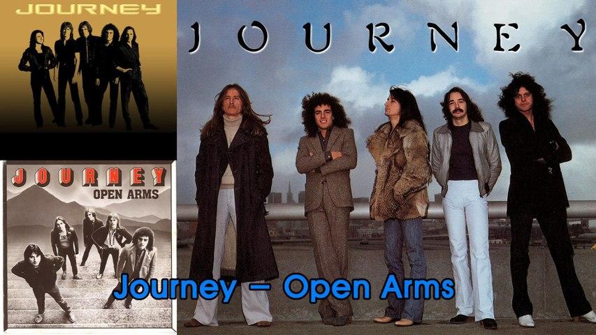 Resultado de imagen para journey open arms