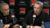 Bruno Dumont et Fabrice Luchini répondent aux questions des auditeurs de France Inter