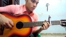 [Guitar Cover] Xuân Này Con Không Về (Quang Lê) Tone gốc Đệm Hát ★Tú Hoàng Guitar★