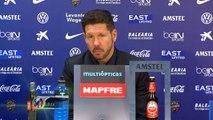 Diego Simeone zu Niederlage - 'Keine Entschuldigung' UD Levante - Atletico Madrid 2 - 1