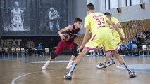 FCB Basket: imatges FC Barcelona Lassa Júnior – Mega Bemax Belgrad (85-70)