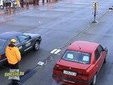 Alfa Romeo 155 Turbo Vs. Audi 80 Quattro Turbo