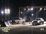 Audi 80 Coupe Quattro Turbo Vs. Audi 80 Quattro