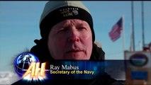Most Powerful Massive US Biggest Submarines Breaking Through Ocean of Ice in the Arctic