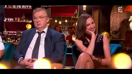 Elsa Zylberstein et Dominique Besnehard face aux mots de Thomas Nucci