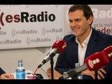 """Rivera avisa a Rajoy: sólo hablará con el PP si hay """"nuevas personas y nuevas políticas"""""""