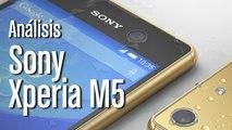 Sony Xperia M5: análisis completo y características completas
