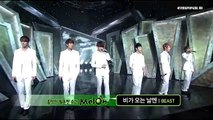 HD - 110619 「 BEAST - B2ST - On Rainy Days (Goodbye Stage) 」 Live Performance - June 19, 2011 (1)