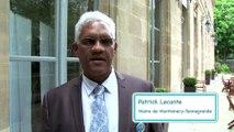 La Ville de Montsinery-Tonnegrande Guyane française signe une convention d'appui financier Territoire à énergie positive pour la croissance verte