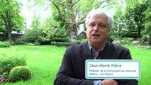La Communauté de communes Sidobre - Val d'Agout signe une convention d'appui financier Territoire à énergie positive pour la croissance verte