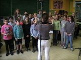 [Ecole en choeur] Academie de Dijon-école élémentaire de Saint Bris Le Vineux (89)