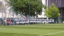 Les supporters déjà massivement mobilisés pour le dernier entraînement avant Angers/TFC