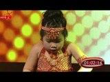 Tài năng múa bụng nhí 4 tuổi rưỡi khiến sao Việt phấn khích.