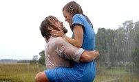 The Notebook : rain kissing scene (Ryan Gosling, Rachel McAdams)