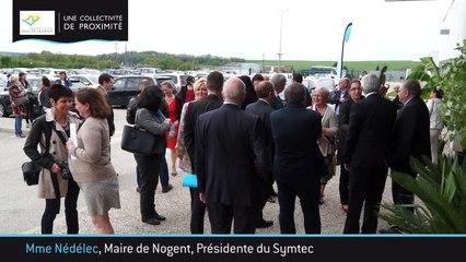 Inauguration Nogentech - 9 mai 2016