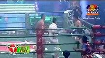 Boxe thaï : il renverse un combat contre toute attente avec un coup spectaculaire