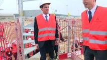 "Manuel Valls qualifie d'""insupportables"" les violences lors des manifestations"