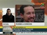 España: encuestas dan triunfo a coalición de Podemos e Izquierda Unida