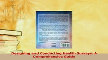 Download  Designing and Conducting Health Surveys A Comprehensive Guide Ebook Online
