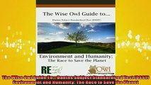 FREE PDF  The Wise Owl Guide To Dantes Subject Standardized Test DSST Environment and Humanity READ ONLINE