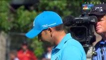 Un video dell'approach di Sergio Garcia alla buca 17