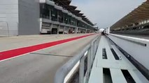 Start Valentino Rossi Sepang Malaysia [HD]