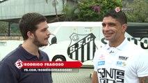 Renato revela quando pensa em se aposentar pelo Santos
