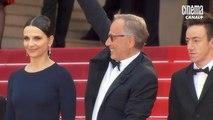 Ma Loute - Montée des Marches par Laurent Weil -  Cannes 2016 CANAL+