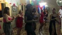 DANSACUBA. Fetes de fin de stage demo suelta filles stage decembre 2015
