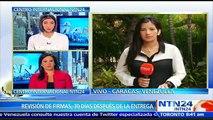 CNE informa que firmas para activar revocatorio a Maduro se revisarán hasta el 2 de junio