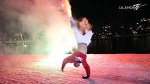 LIL AMOK & BBOY SNOOP - FIREWORK POWERMOVES 2015
