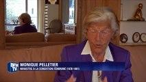 Agressions sexuelles en politique, l'ex-ministre Monique Pelletier raconte 37 ans après