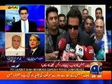 Aitzaz Ahsan's Logical Reply to Shahzaib Khanzada for Comparing Hasan Hussain Nawaz Offshore Companies with Imran Khan's Offshore Companies