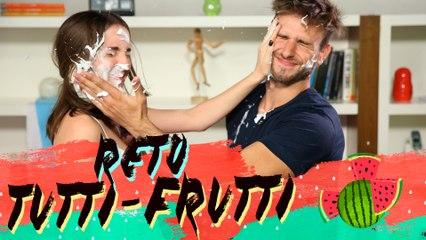 Reto Tutti-Frutti | Sweet Patilla